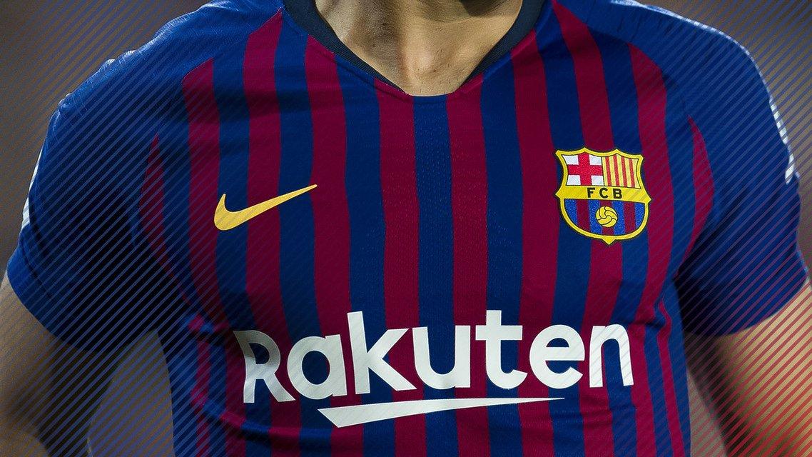 FC Barcelona Thuisshirt 2018-2019 Suárez