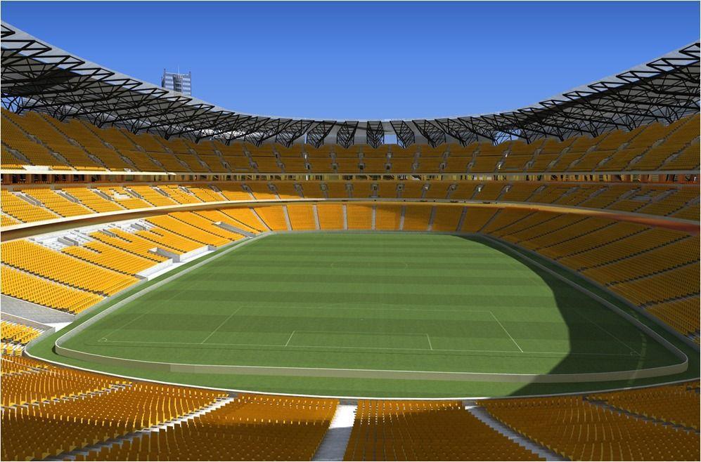 De komst van nieuwe hypermoderne stadions