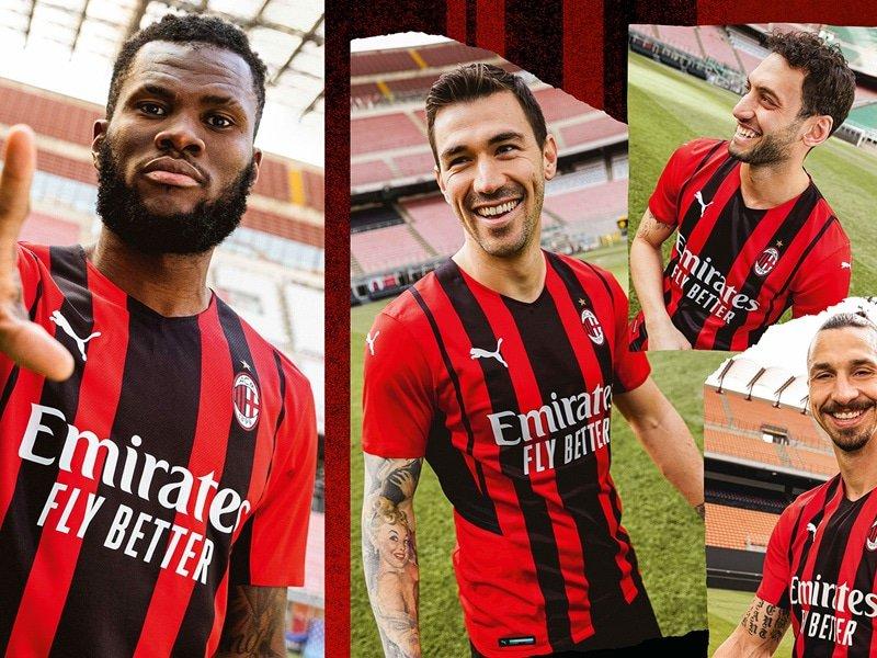 AC Milan Thuisshirt 2021-2022