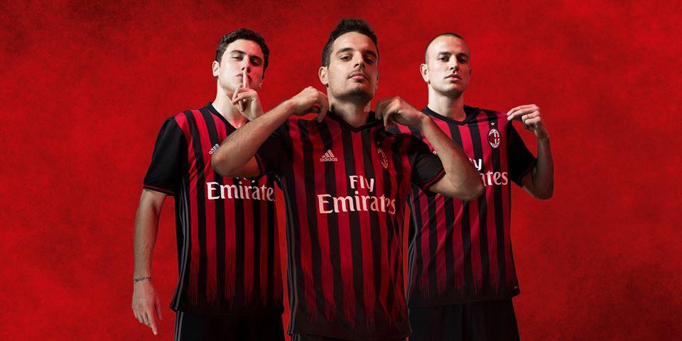 AC Milan Thuisshirt 2016-2017