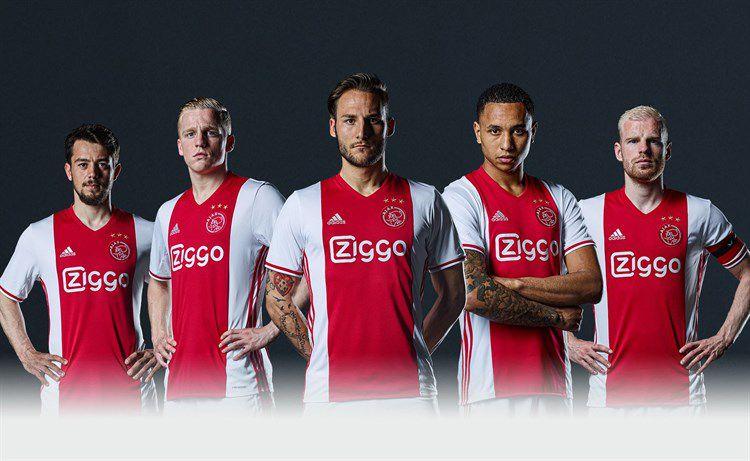 Ajax Thuisshirt 2016-2017