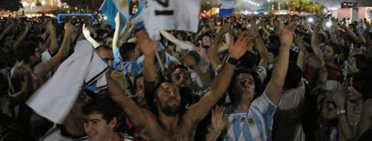 Wat is het meest fanatieke voetballand?