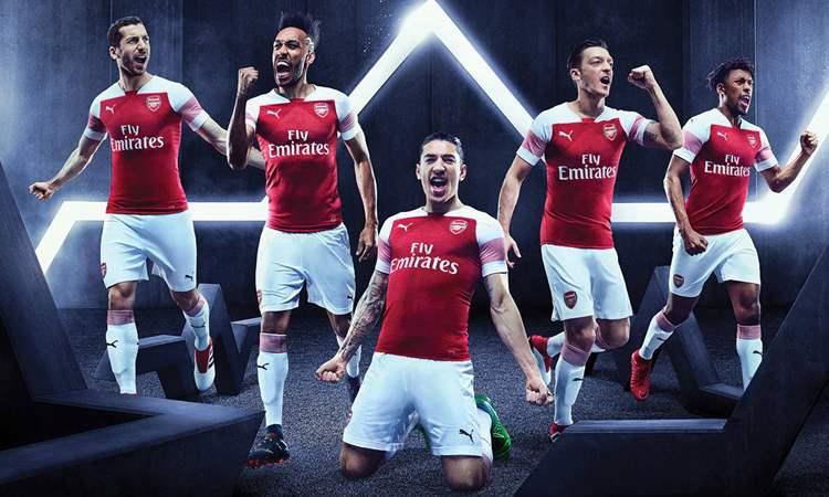 Arsenal Thuisshirt 2018-2019