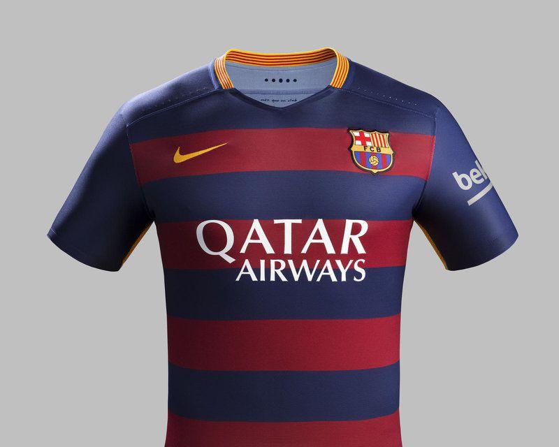 Het Barcelona shirt 2016: pure voetbalmagie