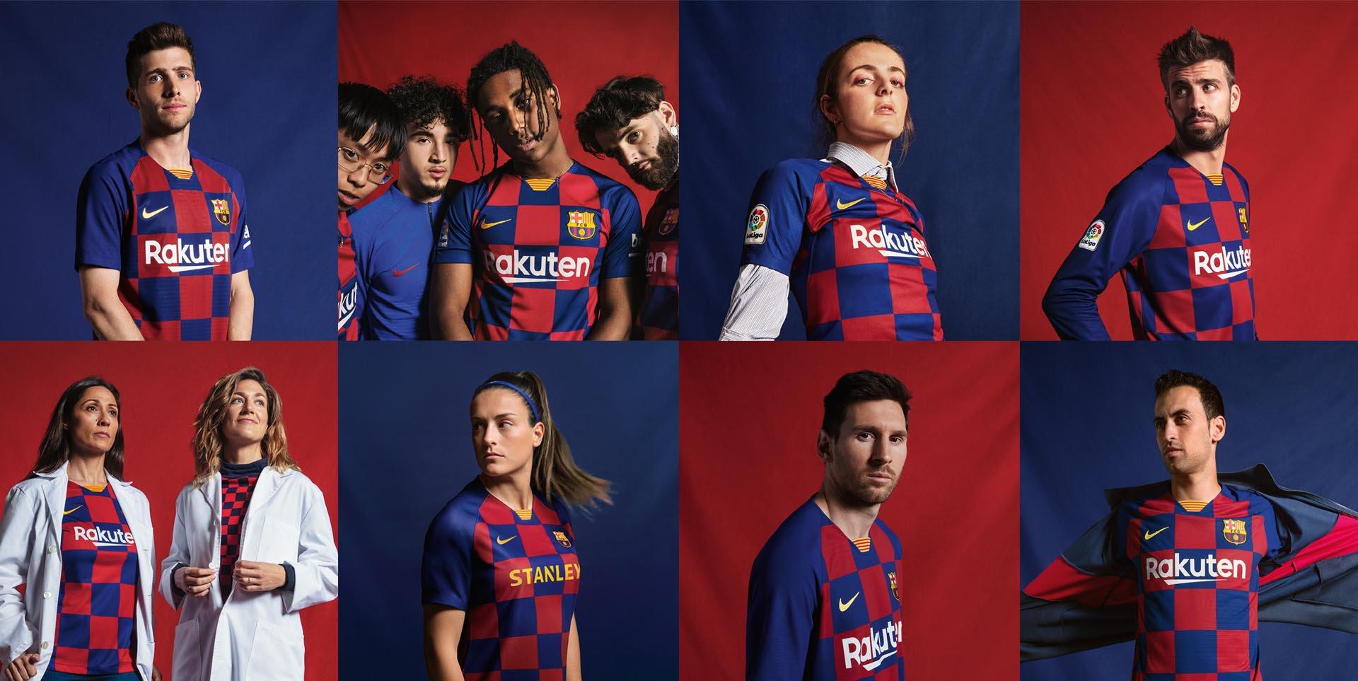 Barcelona Thuisshirt 2019-2020