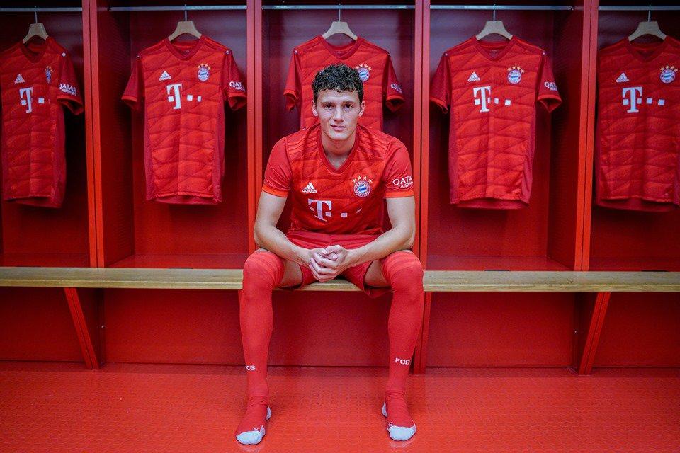 Bayern München Thuisshirt 2019-2020