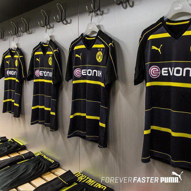 Borussia Dortmund Uitshirt 2016-2017