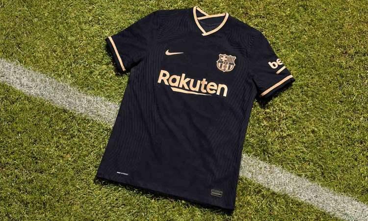 Barcelona Uitshirt 2020-2021