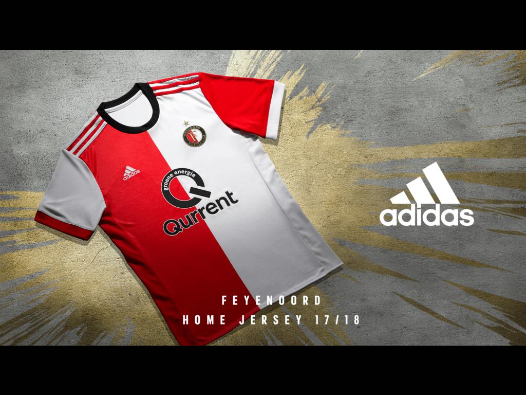 Feyenoord Thuisshirt 2017-2018
