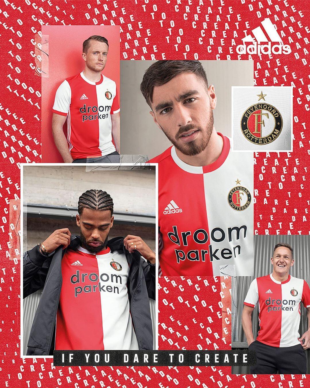 Feyenoord Thuisshirt 2019-2020