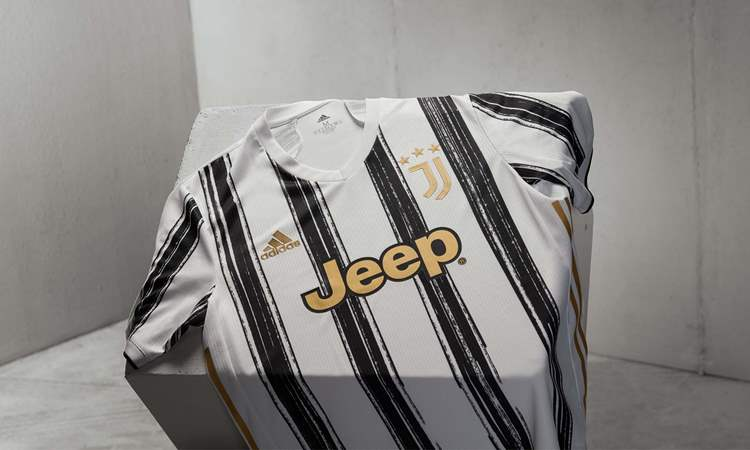 Juventus Thuisshirt 2020-2021