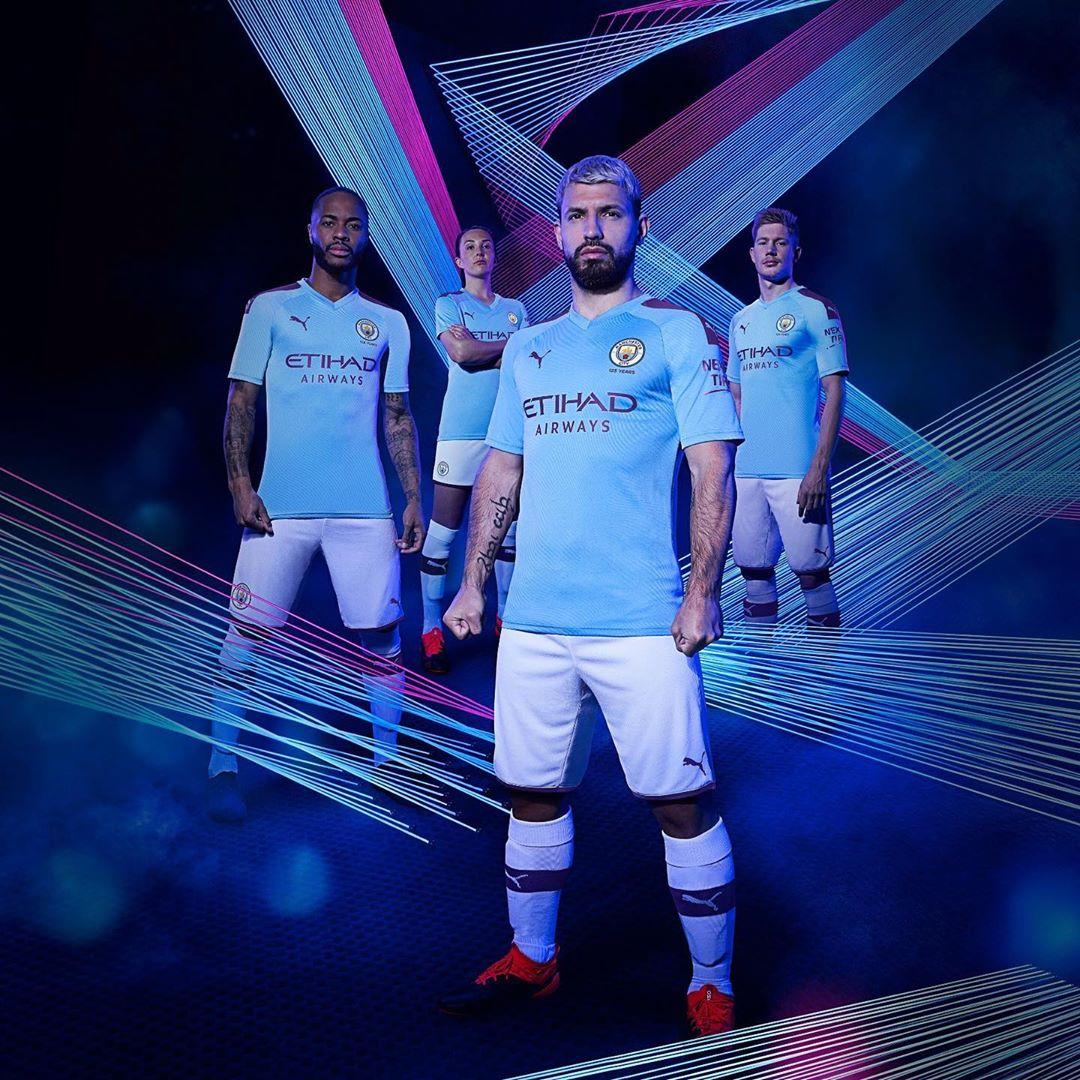 Manchester City Thuisshirt 2019-2020