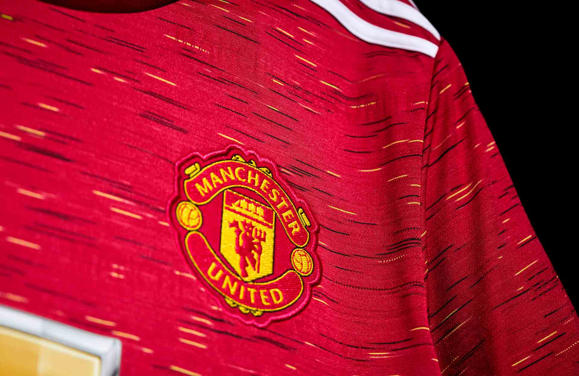 Manchester United Thuisshirt 2020-2021