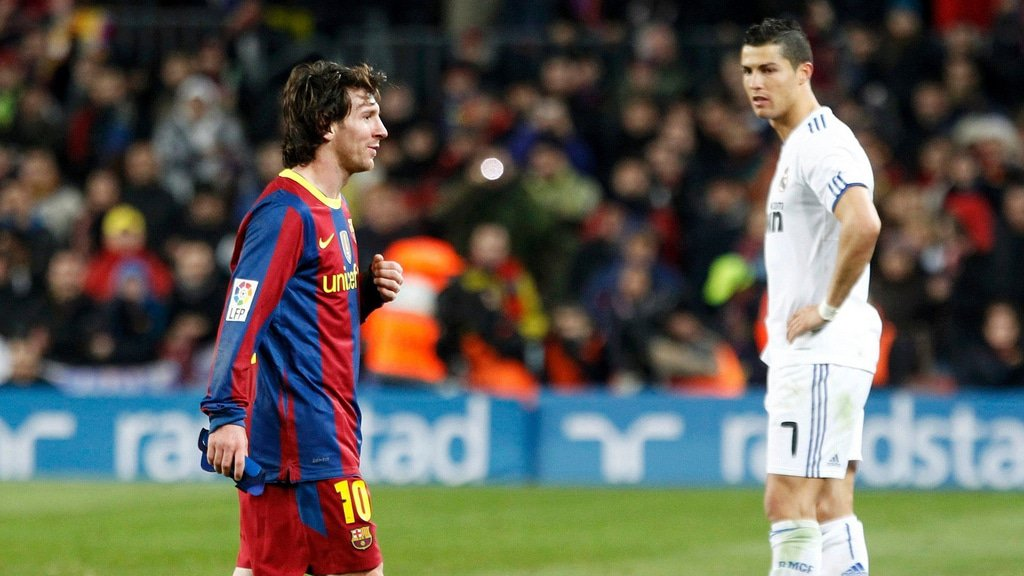 Messi vs. Ronaldo: wie is nu echt de GOAT?