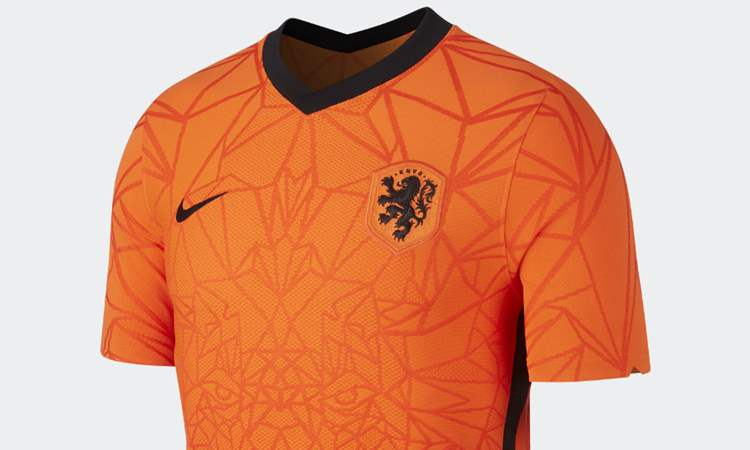 Nederlands Elftal Thuisshirt 2020-2021
