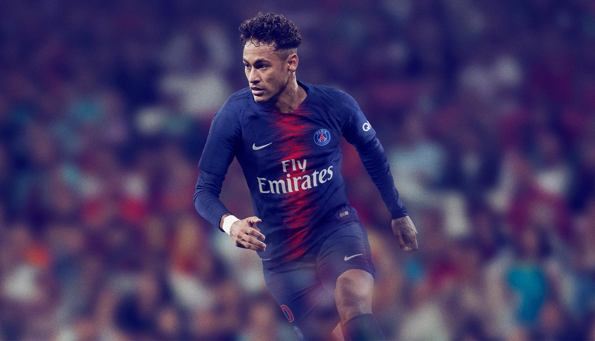 PSG Thuisshirt 2018-2019 Neymar