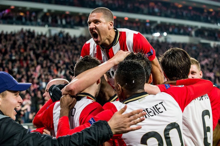 PSV houdt de Nederlandse eer hoog