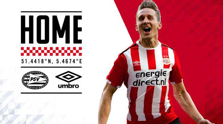 PSV Thuisshirt 2016-2017