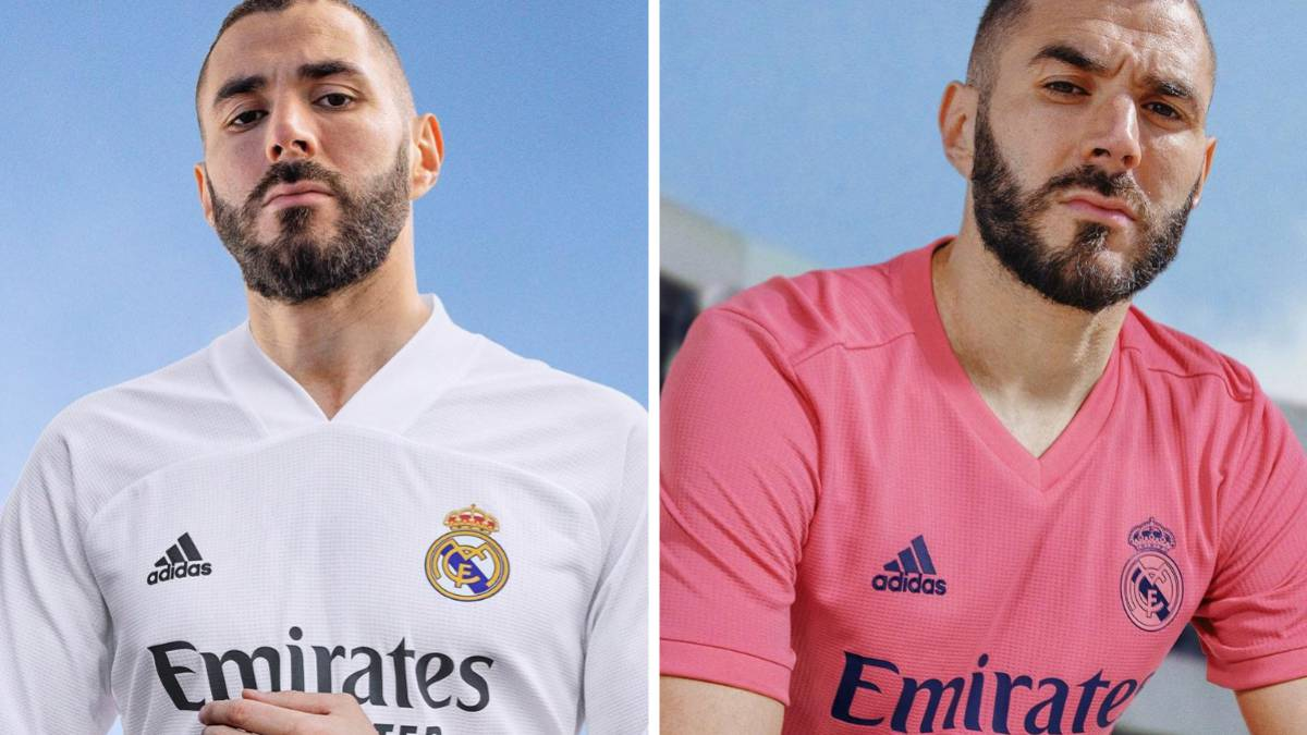 Real Madrid Uitshirt 2020-2021