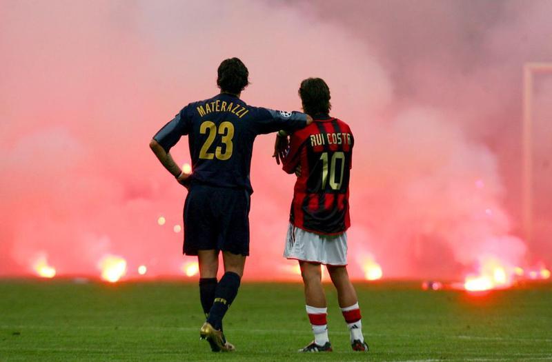 Twee Champions League winnaars die één stadion delen