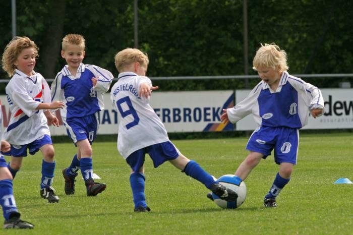 Voetbalkleding voor kinderen
