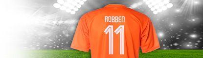 Robben shirt