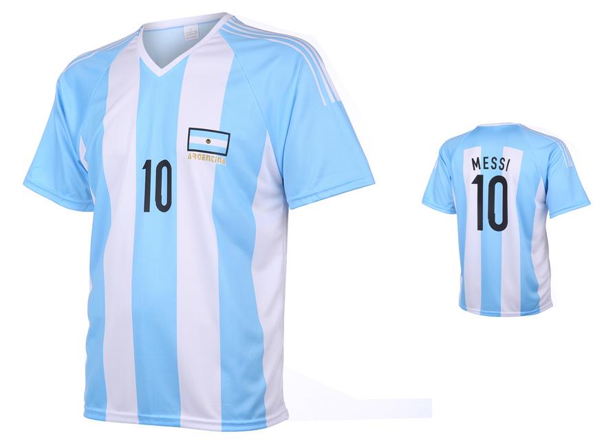 Argentinie Thuisshirt Messi 2015-2016