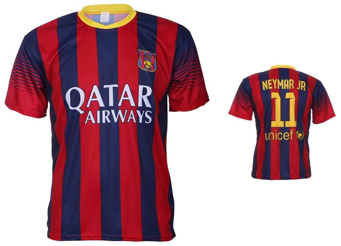 Barcelona Shirt Neymar Thuis 2013-2014