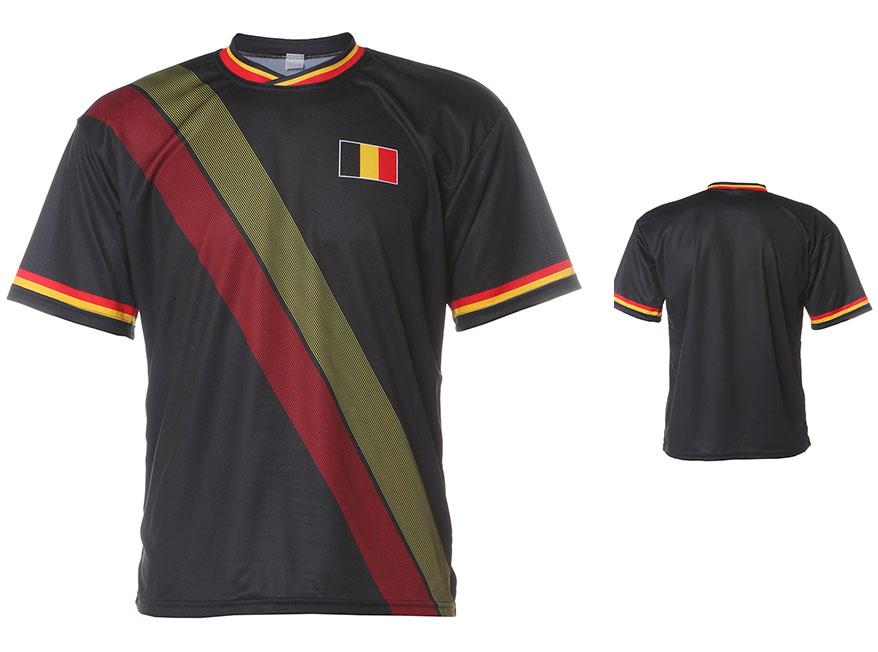 Belgie Shirt Uit Eigen Naam 2014-2016 Extra Kwaliteit
