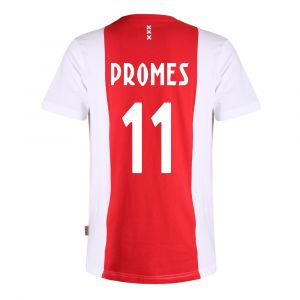 Ajax T-shirt Promes Katoen Kids - Senior