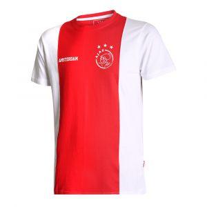 Ajax T-shirt Eigen Naam Kids Katoenen