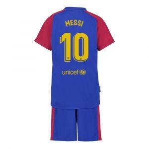 Barcelona Voetbaltenue Messi Thuis Kids