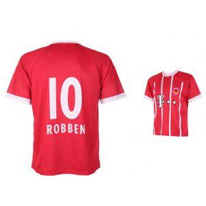 Munchen Voetbalshirt Robben Thuis 2017-2018 - OP=OP