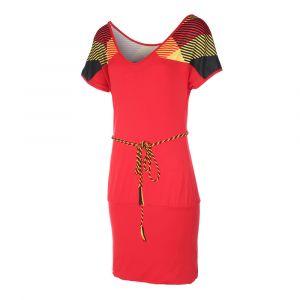 Belgie Dames Jurkje-Dress Rood