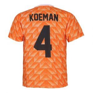 EK 88 Voetbalshirt Koeman - Oranje - Nederlands Elftal - Kinderen - Senioren
