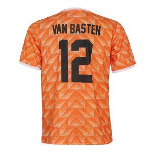 EK 88 Voetbalshirt Van Basten - Oranje - Nederlands Elftal - Kinderen - Senioren