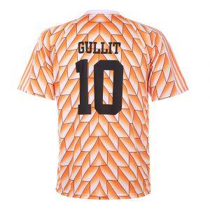 EK 88 Voetbalshirt Gullit 1988 - Oranje - Kids - Senior