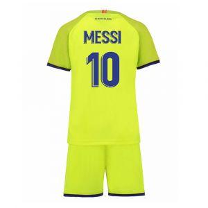 FC Barcelona Messi Voetbaltenue Uit 2018-2019 Kids OP=OP