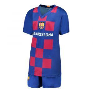 FC Barcelona Voetbaltenue Thuis Eigen Naam 2019-2020 Kids