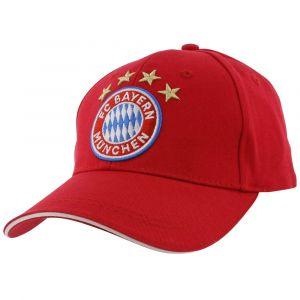 FC Bayern Munchen Cap Rood