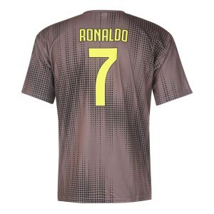 Juventus Uitshirt Ronaldo 2018-2019 Kids-Senior Op=OP Maat M