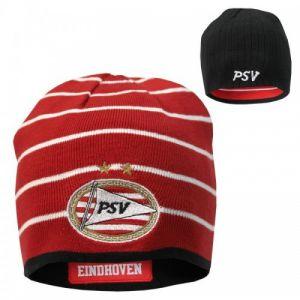 Muts PSV Reversible Zwart - Rood SR