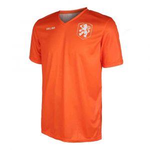 Nederlands Elftal Shirt Thuis Eigen Naam Super Kwaliteit