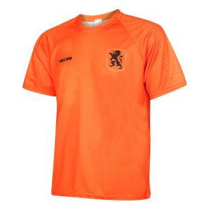 Nederlands Elftal Voetbalshirt Thuis Eigen Naam - EK 2021 - Oranje - Kids-Senior