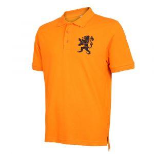 Oranje Polo Eigen Naam - Nederlands Elftal - Katoen - Senior