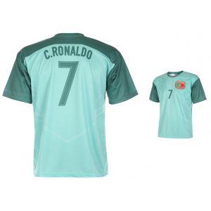 Portugal Voetbalshirt Ronaldo Uit 2018-2020