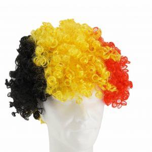 Belgie Pruik
