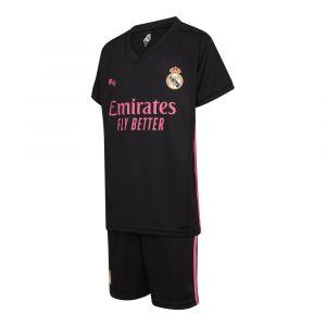 Real Madrid Voetbaltenue 3rd Eigen Naam 2020-2021 Kids