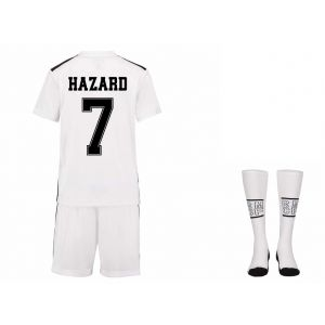 Real Madrid Thuistenue Hazard Kids 2019-2020