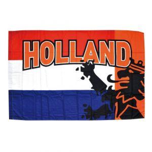 Vlag Holland Leeuw 90x150 cm
